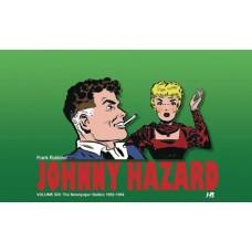 JOHNNY HAZARD DAILIES HC VOL 06 1952 - 1954