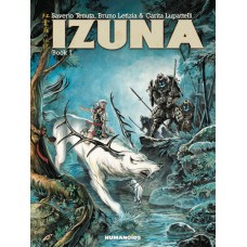 IZUNA OVERSIZE DLX HC BOOK 01 (MR)