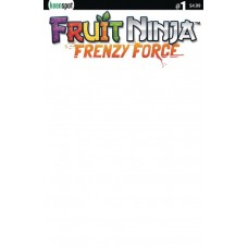 FRUIT NINJA FRENZY FORCE #1 CVR B BLANK SKETCH COVER VARIANT