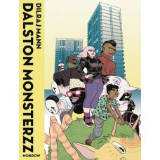 DALSTON MONSTERZZ GN