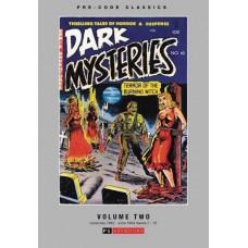 PRE CODE CLASSICS DARK MYSTERIES HC VOL 02