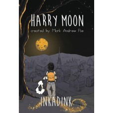 HARRY MOON INKADINK GRAPHIC NOVEL HC
