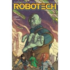 ROBOTECH #8 CVR A ROY