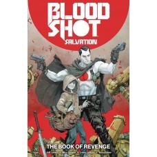 BLOODSHOT SALVATION TP VOL 01 THE BOOK OF REVENGE