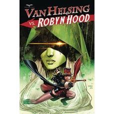 VAN HELSING VS ROBYN HOOD #3 (OF 4) CVR A CHEN