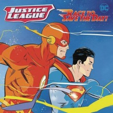 JUSTICE LEAGUE CLASSIC RACE TO SAVE THE DAY SC