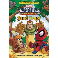 MARVEL SUPERHERO ADV SAND TRAP SC