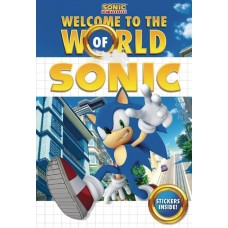 WELCOME TO WORLD OF SONIC SC