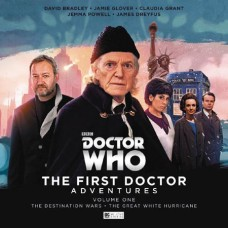 DOCTOR WHO 1ST DOCTOR ADV AUDIO CD VOL 01