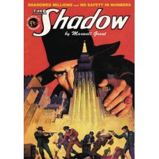 SHADOW DOUBLE NOVEL VOL 128 SHADOWED MILLIONS