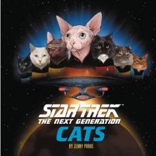 STAR TREK NEXT GENERATION CATS HC