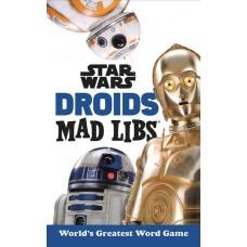 STAR WARS DROIDS MAD LIBS SC