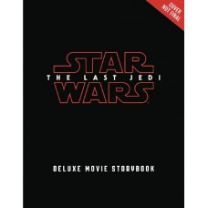 STAR WARS LAST JEDI STORYBOOK HC