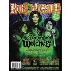 RUE MORGUE MAGAZINE #181