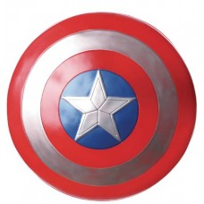 MARVEL CAPTAIN AMERICA DELUXE 24IN ADULT SHIELD