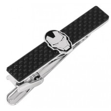 MARVEL IRON MAN CARBON FIBER TIE CLIP (Net)