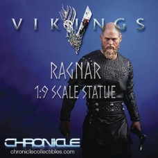 CHRONICLE VIKINGS KING RAGNAR 1/9 SCALE STATUE (Net)