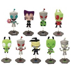 INVADER ZIM BUILDABLE FIGURES 24PC BMB DS