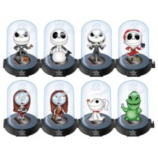 NIGHTMARE BEFORE CHRISTMAS DOMEZ 24PC BMB DS
