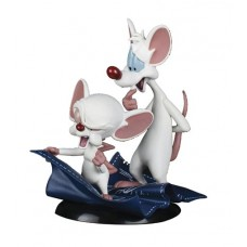 PINKY & BRAIN TAKING OVER THE WORLD Q-FIG TOONS FIGURE