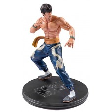 TEKKEN 5 MARSHALL LAW DR 1/4 SCALE STATUE (Net)