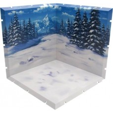 DIORAMANSION 150 SNOWY MOUNTAIN FIGURE DIORAMA