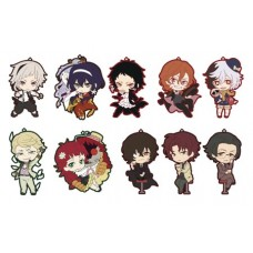 BUNGO STRAY DOG NIITENGOMU VOL 2 RUBBER STRAP 10PC DIS