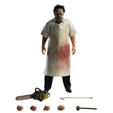 TEXAS CHAIN SAW MASSACRE LEATHERFACE 1/6 SCALE FIG (Net)