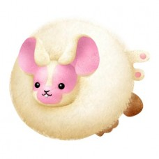 MONSTER HUNTER PAOLUMU SOFT AND SPRINGY PLUSH