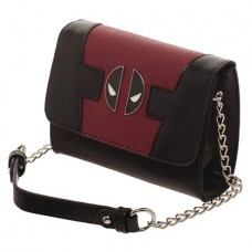 DEADPOOL JRS SIDEKICK HANDBAG