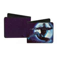 BLACK PANTHER ACTION MOON BI-FOLD WALLET