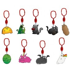 EXPLODING KITTENS FIGURE HANGERS 24PC BMB DS