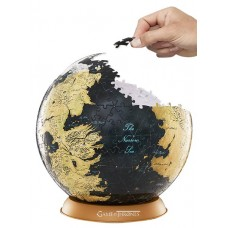 4D GAME OF THRONES GLOBE 9IN PUZZLE