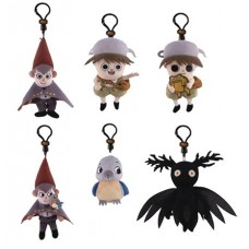 OVER THE GARDEN WALL PLUSH CLIPS 24PC BMB DS