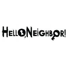 HELLO NEIGHBOR FIGURE HANGERS 24PC BMB DS