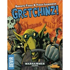GRETCHINZ BOARD GAME