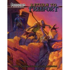 RETURN TO FREEPORT ADV FOR PATHFINDER RPG