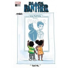 BLACK PANTHER #1 BELAND COLOR VAR