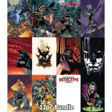 DETECTIVE COMICS #1000 REG & VARIANT 11PC BUNDLE