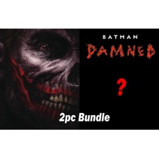 BATMAN DAMNED #3 REG & VARIANT 2PC BUNDLE