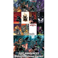 DETECTIVE COMICS #1000 REG & VARIANT 12PC BUNDLE