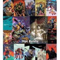 MARVEL #1's FROM THE JANUARY PREVIEWS 16PC BUNDLE