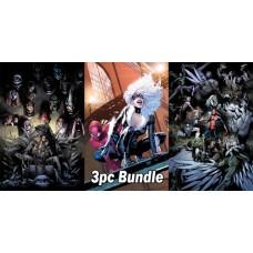 AMAZING SPIDER-MAN #16.HU #17 #18 3PC BUNDLE
