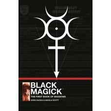 BLACK MAGICK HC (MR)