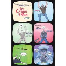 ICE CREAM MAN #11 CVR A MORAZZO & OHALLORAN (MR)