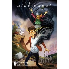 MIDDLEWEST #5 (MR)