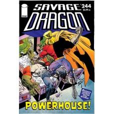 SAVAGE DRAGON #244 (MR)
