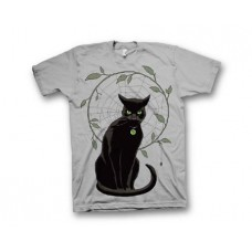 BLACK MAGICK HAWTHORNE CAT T/S XL
