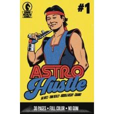 ASTRO HUSTLE #1 (OF 4) CVR B SMALLWOOD