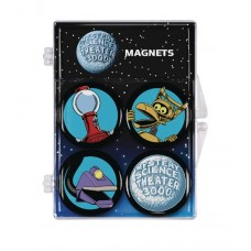 MYSTERY SCIENCE THEATER MAGNET 4-PACK